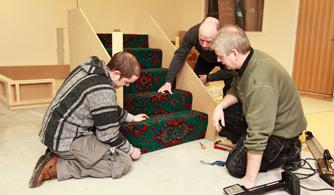Carpeting-Stairs